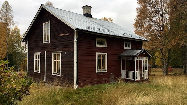 Ödehuset i Graninge.