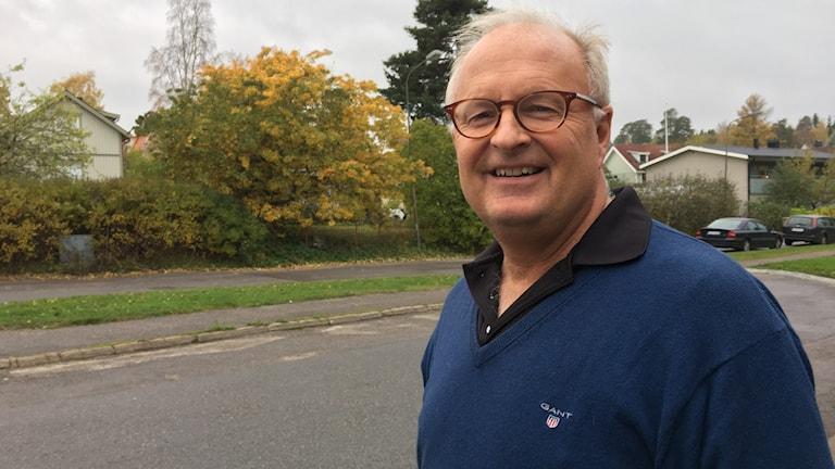 Sten-Ove Danielsson, kommunalråd (s) i Ånge.