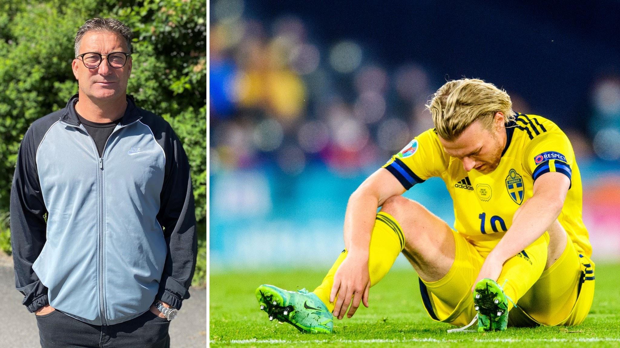 """Leif """"Lill-Foppa"""" Forsberg: Idag är det en tom känsla"""