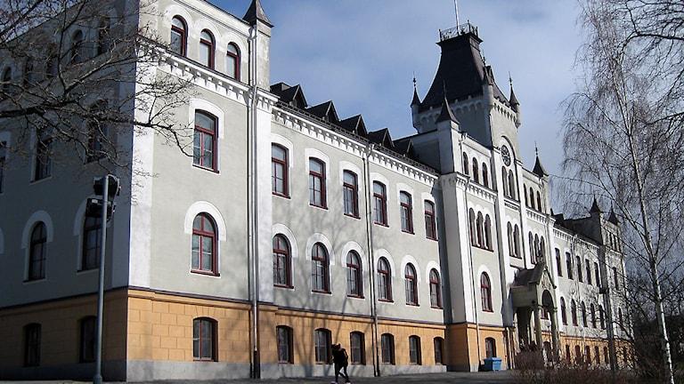 Kiörningskolan i Härnösand. Foto: Ulla Öhman