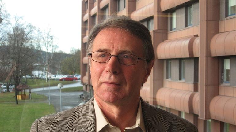 Joao Pinheiro, ordförande för NAVI, nämnden för arbetsmarknad, vuxenutbildning och integration i Sundsvall. Foto: Klas Ullerstam