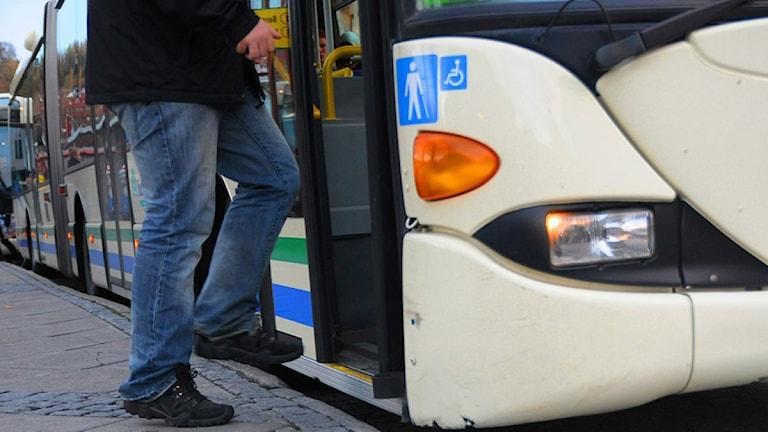 Buss Foto:Jenny Pettersson