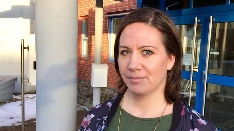 Karin Larsson-Hult, doktorand i sociologi vid Mittuniversitetet.