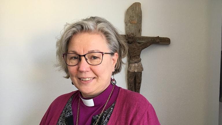 Eva Nordung Byström biskop i Härnösands stift