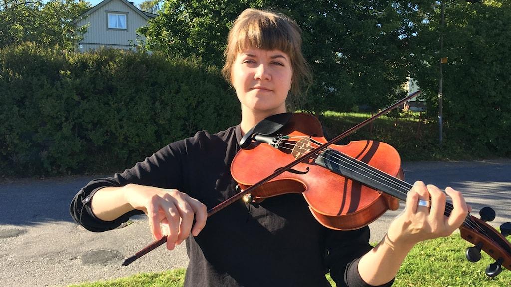 Emma Ahlberg fångades av Hillevi Öbergs musik och öde.