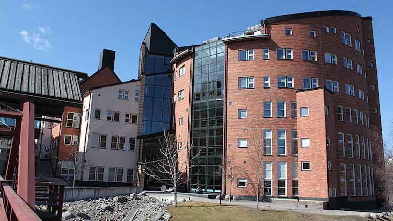 Mittuniversitetet i Sundsvall. Foto: Ingrid Engstedt-Edfast.