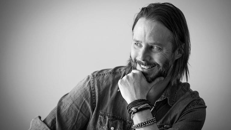 Lars Ekengren, artist. Foto: Catrine Lilja Kanon