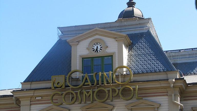 Casino Cosmopol i Sundsvall. Foto:Jonas Hägglund