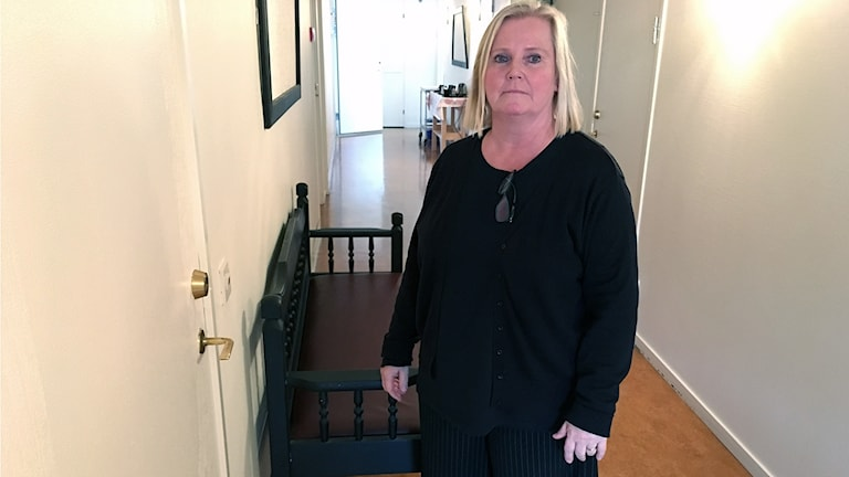 Tiina Svelander, tillförordnad verksamhetschef