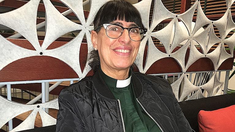 Anna Lönneborg, diakon.
