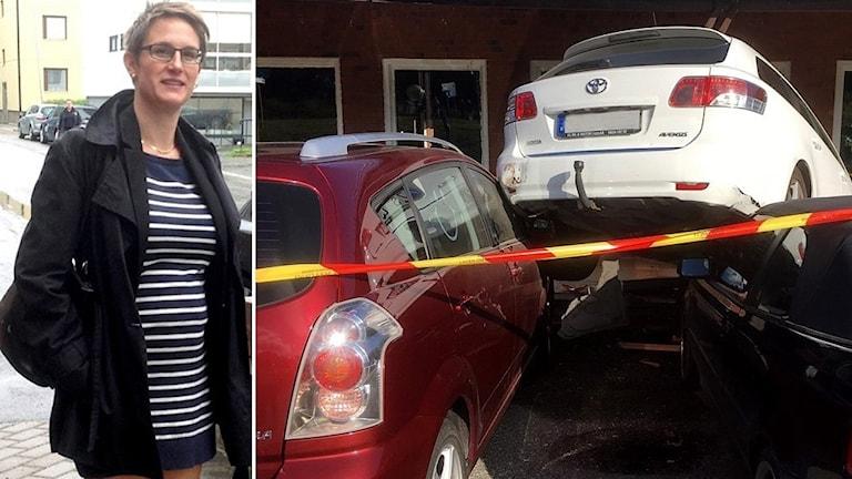 Åklagare Lo Jonsson och trafikolyckan i Bredsand