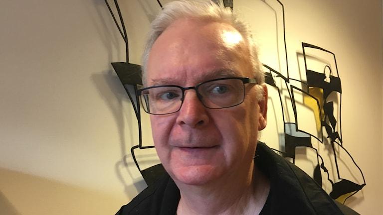 Jan-Christer Jonsson, ordförande i kultur- och tekniknämnden i Timrå om Lögdö
