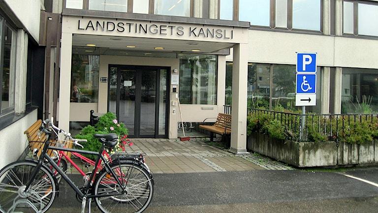 andstingshuset landstingets kansli foto Ulla Öhman
