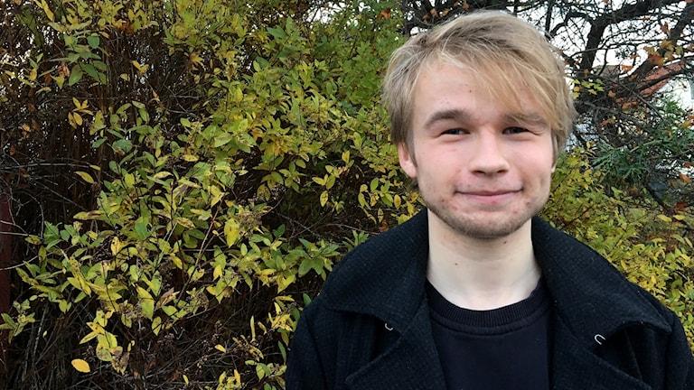 Jonathan Norberg nominerad Lilla Augustpriset 2017.