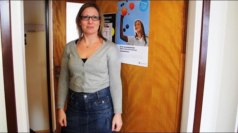 Johanna Jaara Åstrand, Lärarförbundet Örnsköldsvik.