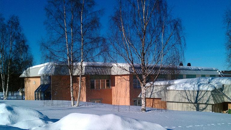 Gudlav Bilderskolan i Sollefteå. Foto: Lennart Sundwall