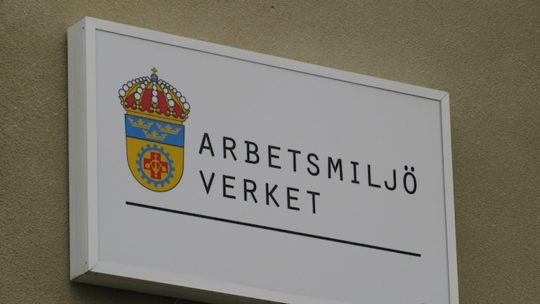 Arbetsmiljöverket i Härnösand. Foto: Pontus Hellsén