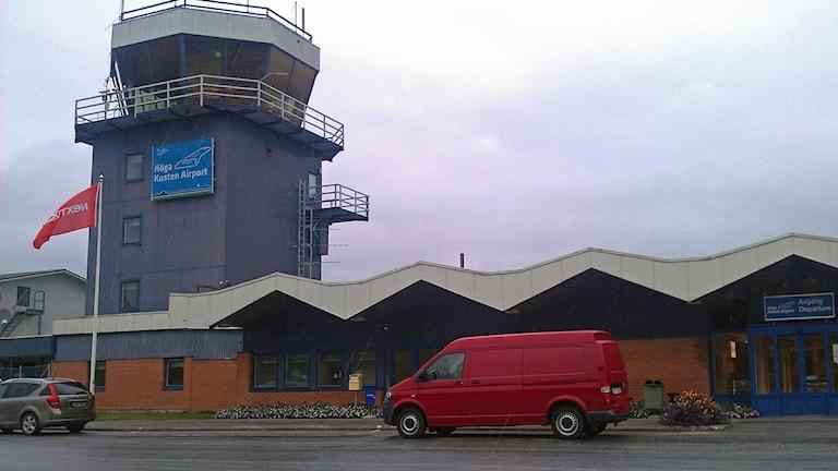 Höga Kusten Airport, höga kusten flygplats