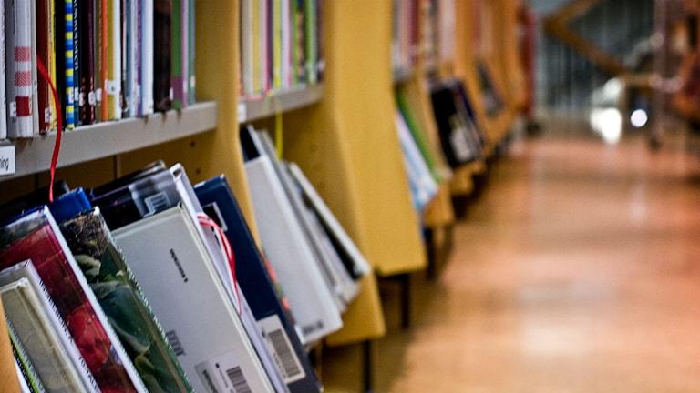 Böcker bibliotek