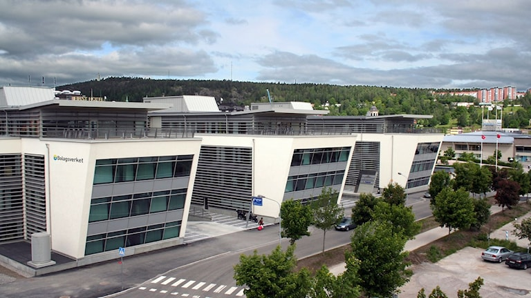 Bolagsverket i Sundsvall. Foto: Bolagsverket
