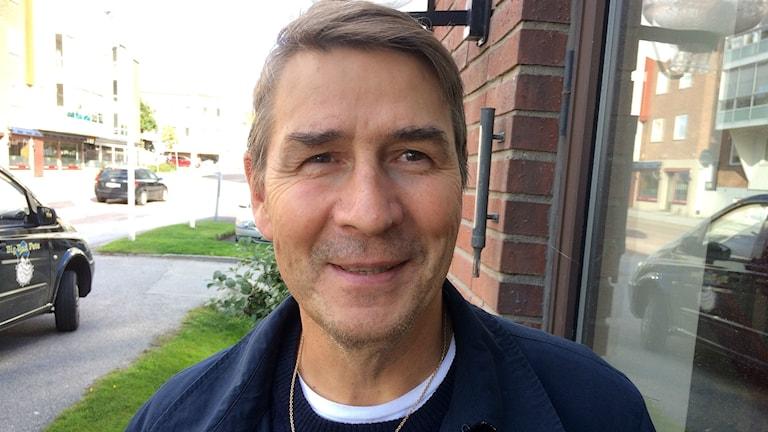 Hans Särkijärvi, tränare i Modo Hockey.