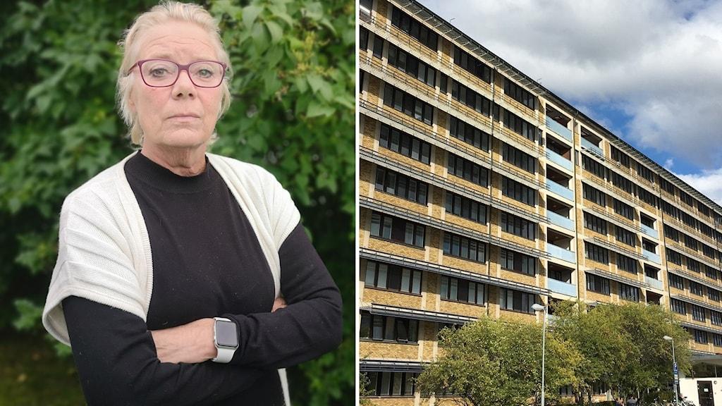 Pia Lundin, Sjukvårdspartiet.
