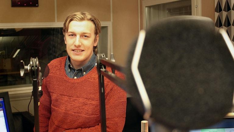 Emil Forsberg, Malmö FF, GIF Sundsvall, Mini-foppa Foto: Magnus Jakobsson Sveriges radio