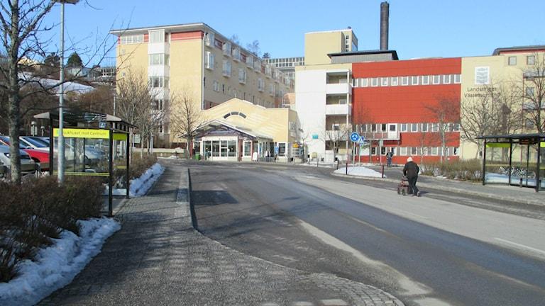 Sjukhuset i Örnsköldsvik