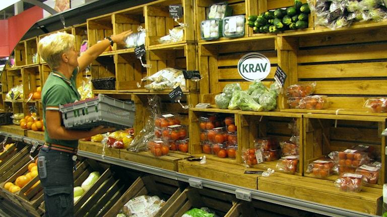 Ekologisk mat, eko
