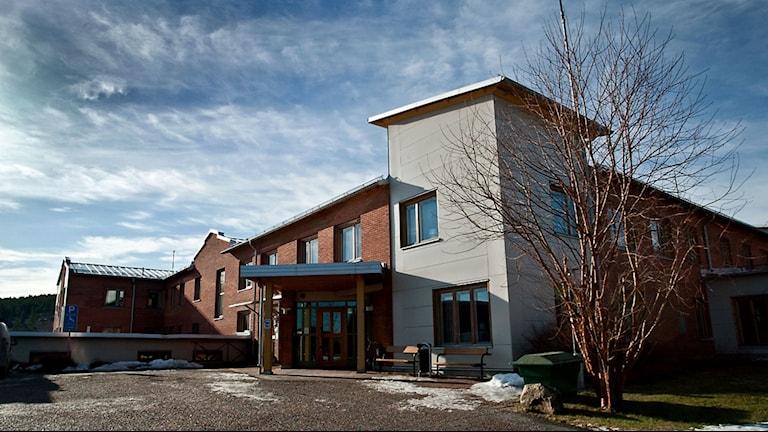 Rättspsykiatriska kliniken Sundsvall