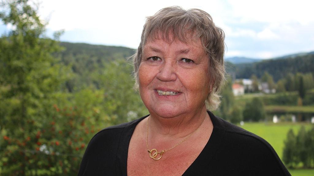 Elisabet Lassen (S) Foto: Sara Johansson/SR