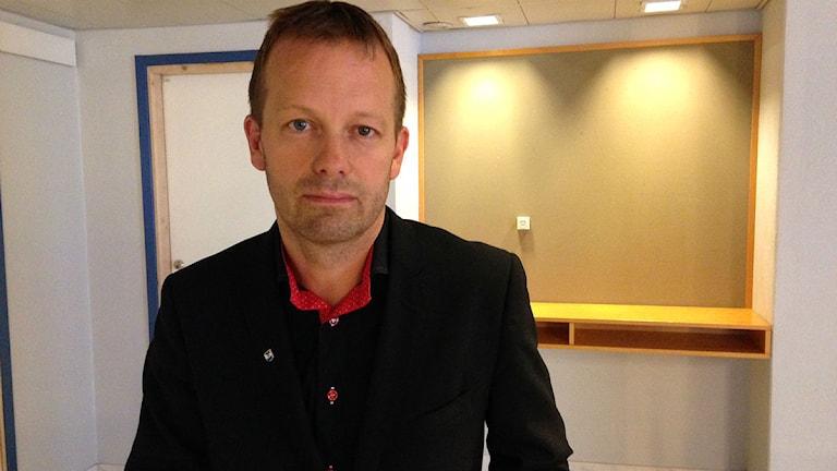 Magnus Haglund, kommundirektör i Örnsköldsvik.