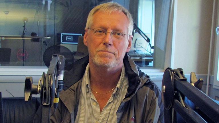 Göran Bostedt, statsvetare