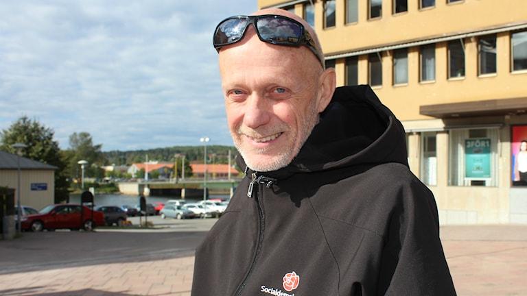 Fred Nilsson (S) Foto: Sara Johansson/SR