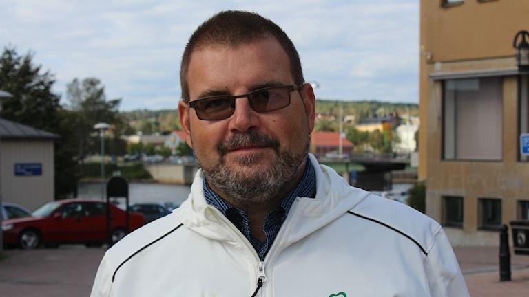 Jonny Lundin (M) Foto: Sara Johansson/SR