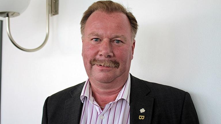 Hans Hedlund, Centerpartiet.