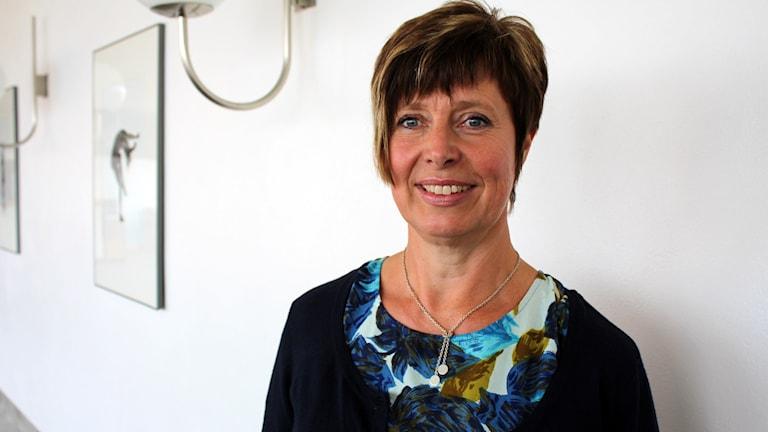 Ingeborg Wiksten, Folkpartiet.