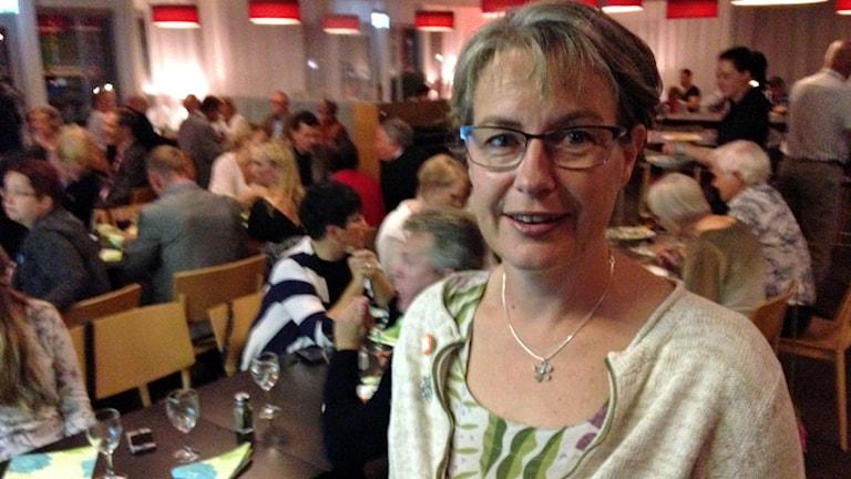 Anna-Britta Åkerlind (C), val 2014