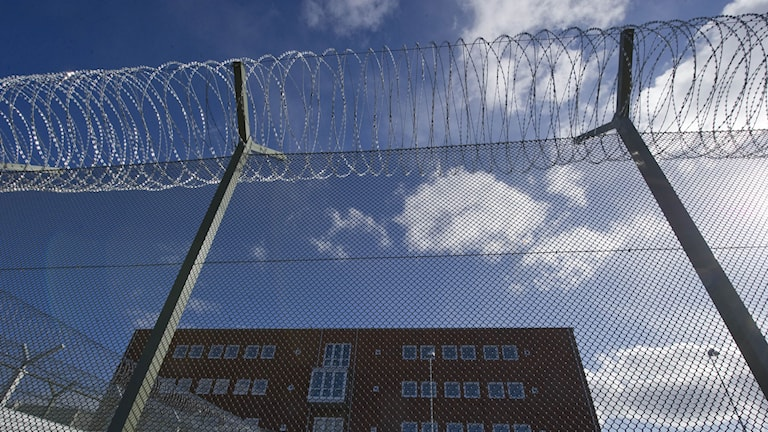 Saltvikanstalten i Härnösand. Fängelset är ett av de tre säkraste i landet. Foto:  Leif R Jansson/TT