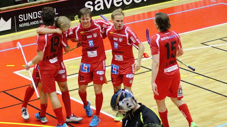 Välbehövlig seger för Granlo BK mot Kais Mora. Foto: Carl-Johan Höiby