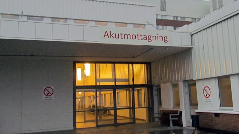 akutmottagning Sundsvall.
