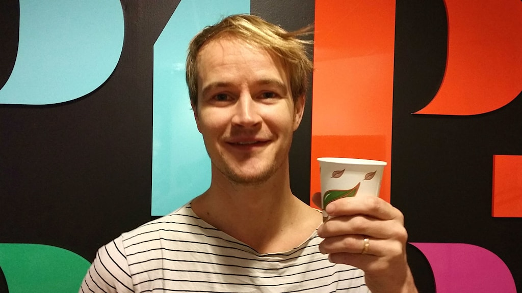 Jens Nilsson är regissör för Vinterfrossa