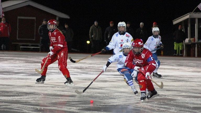 Förlust för Söråker i premiären mot Västerås. Foto: Carl-Johan Höiby