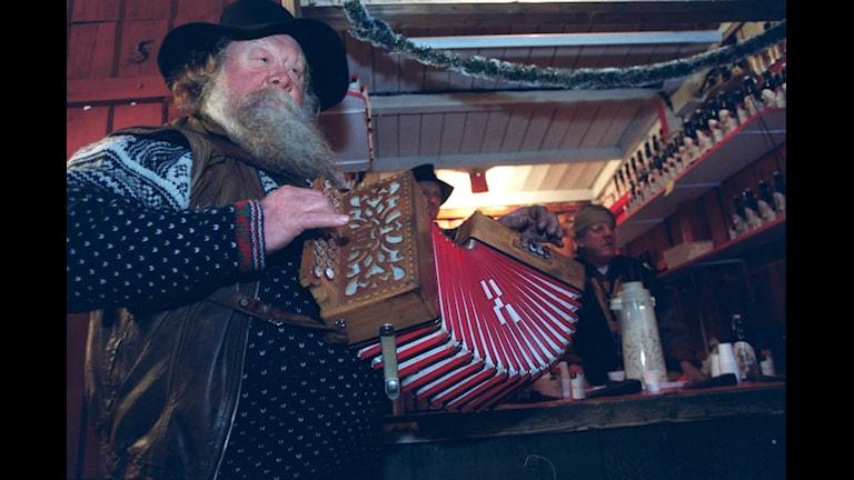 Durspel – ett instrument för glada låtar. Foto: Maja Suslin/TT