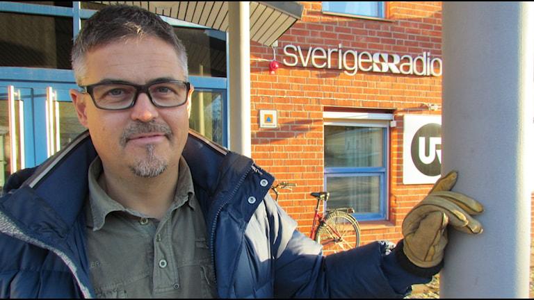 Filmaren Jörgen Bodesand Foto: Per-Erik Karlsson