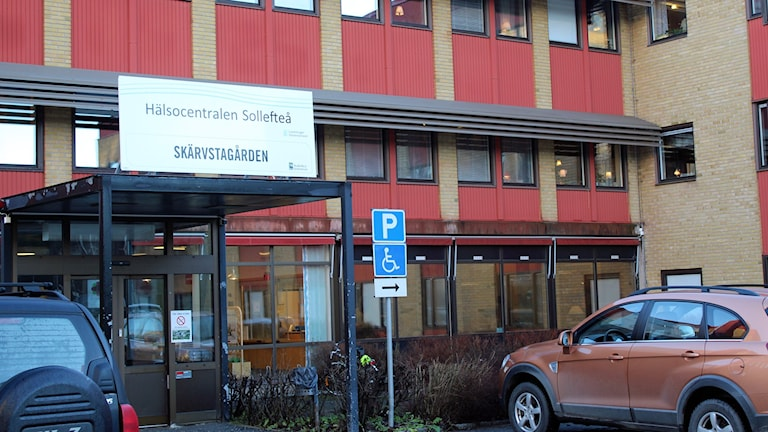 Hälsocentralen Sollefteå