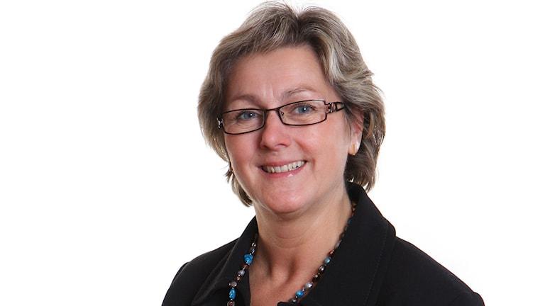 Lena Asplund (M), riksdagsledamot från Sollefteå Foto: Pressbild