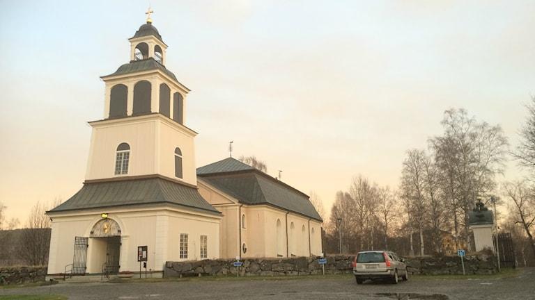 Sollefteå Kyrka. Foto: Annelie Ledin