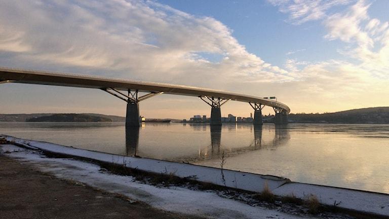 Bron över Sundsvallsfjärden, Sundsvallsbron.
