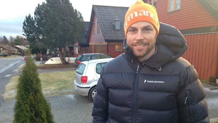 Mikael Lindnord i Örnsköldsvik är nominerad till Årets västernorrlänning